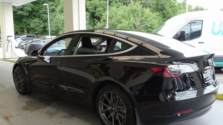 2019 Tesla Model 3 5YJ3E1EAXKF409732