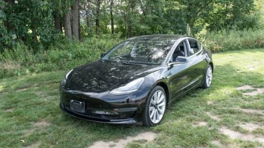 2019 Tesla Model 3 5YJ3E1EB5KF389124