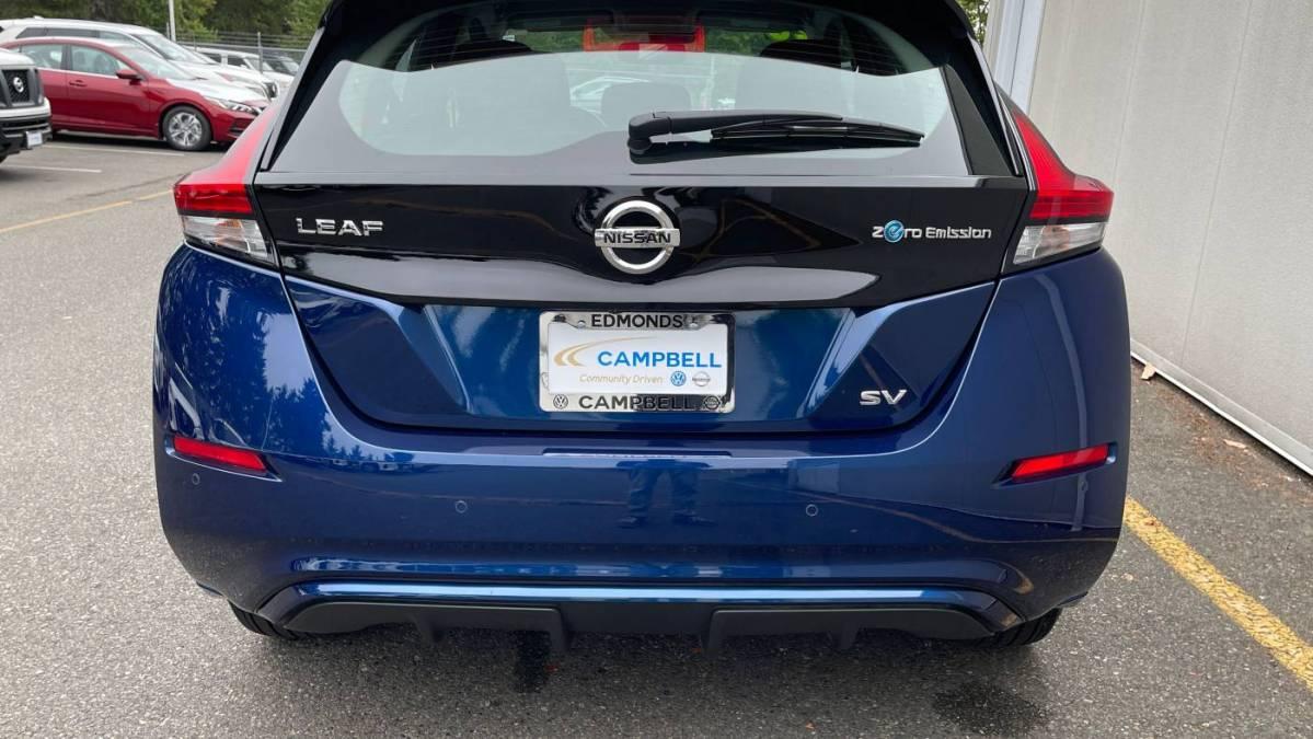 2020 Nissan LEAF 1N4AZ1CP6LC306864