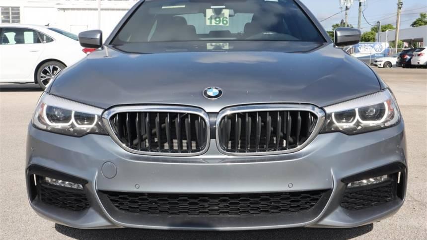 2018 BMW 5 Series WBAJA9C54JB251992