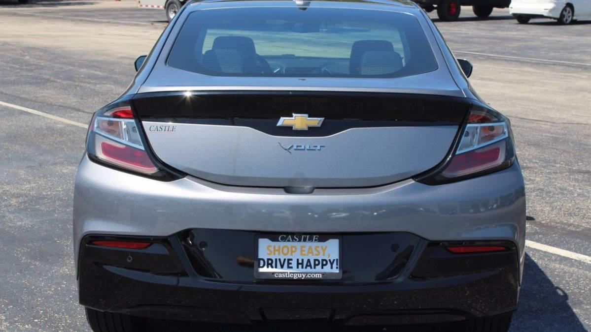 2018 Chevrolet VOLT 1G1RC6S53JU150567