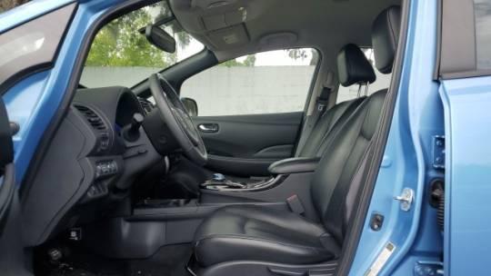 2013 Nissan LEAF 1N4AZ0CP3DC425631