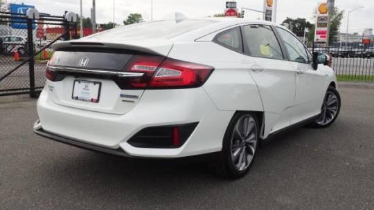 2018 Honda Clarity JHMZC5F37JC007846