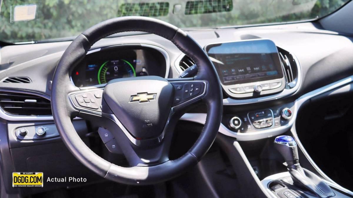2017 Chevrolet VOLT 1G1RC6S50HU118105