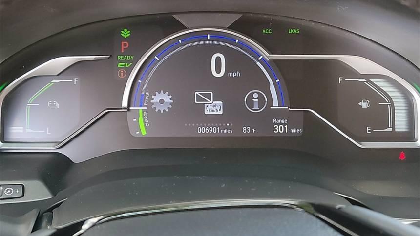 2018 Honda Clarity JHMZC5F34JC018643