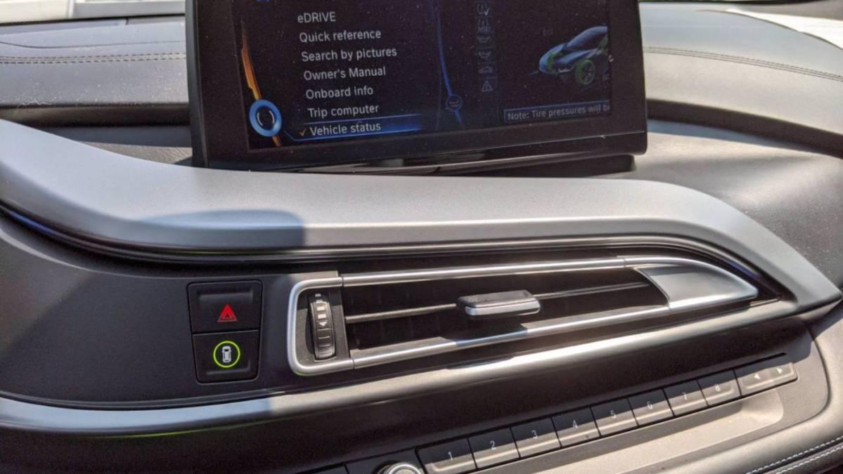 2017 BMW i8 WBY2Z2C30HV676882
