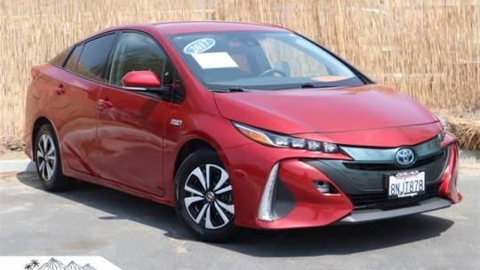 2017 Toyota Prius Prime JTDKARFP9H3005481