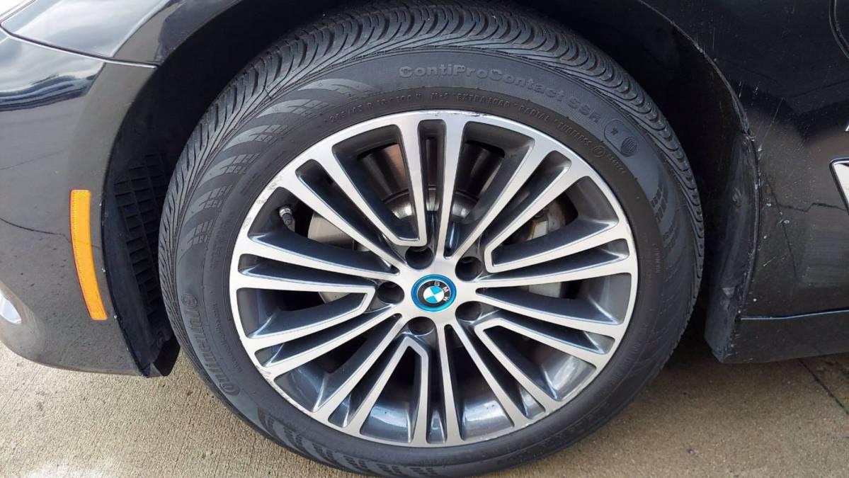 2018 BMW 5 Series WBAJB1C52JB374575