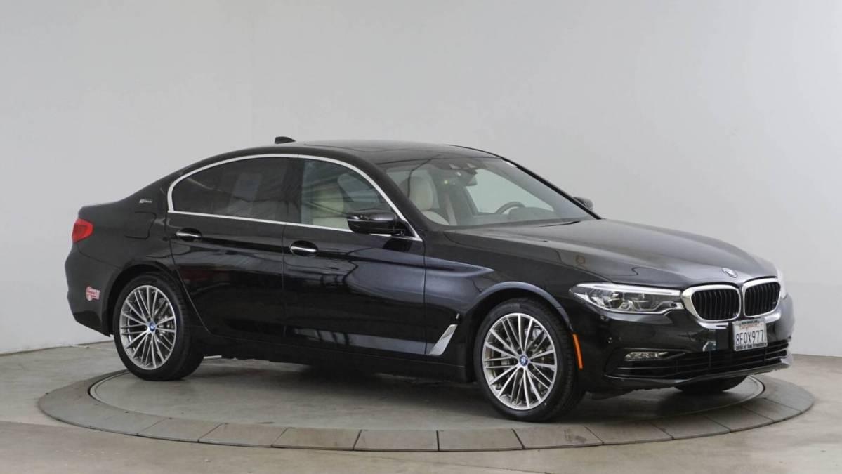 2018 BMW 5 Series WBAJB1C59JB374511