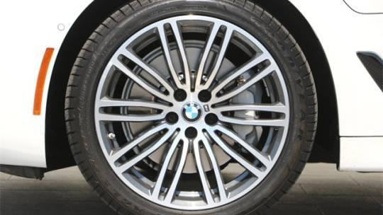 2018 BMW 5 Series WBAJA9C57JB250139