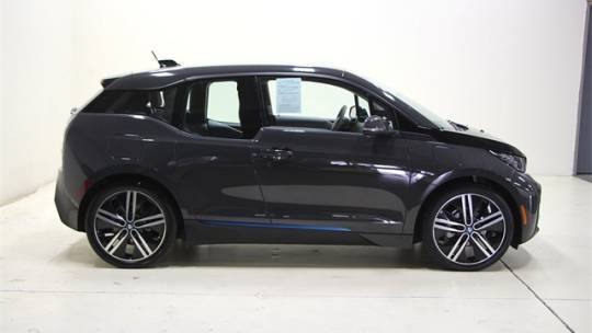 2014 BMW i3 WBY1Z4C57EV276709