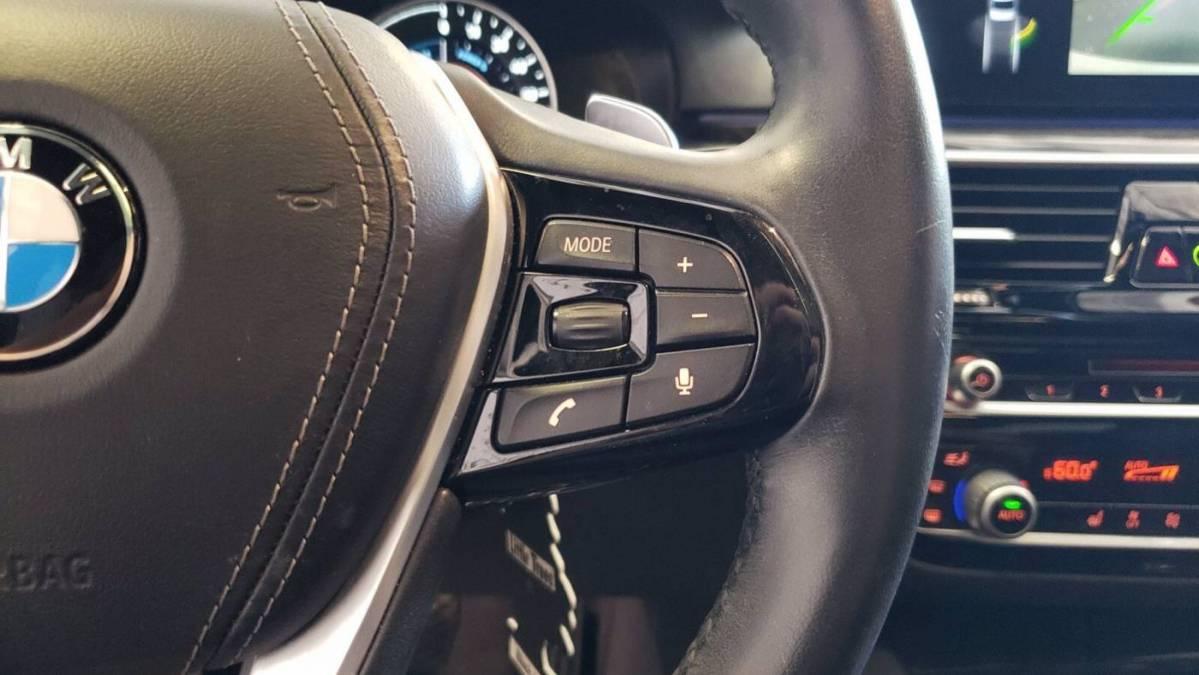 2018 BMW 5 Series WBAJA9C58JG622932