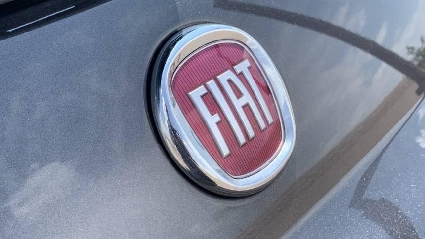 2018 Fiat 500e 3C3CFFGE4JT377438