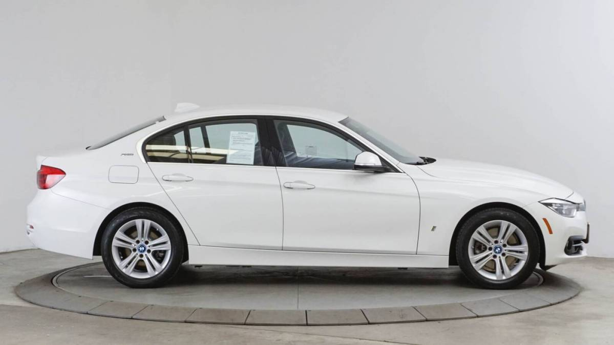 2018 BMW 3 Series WBA8E1C56JA179980