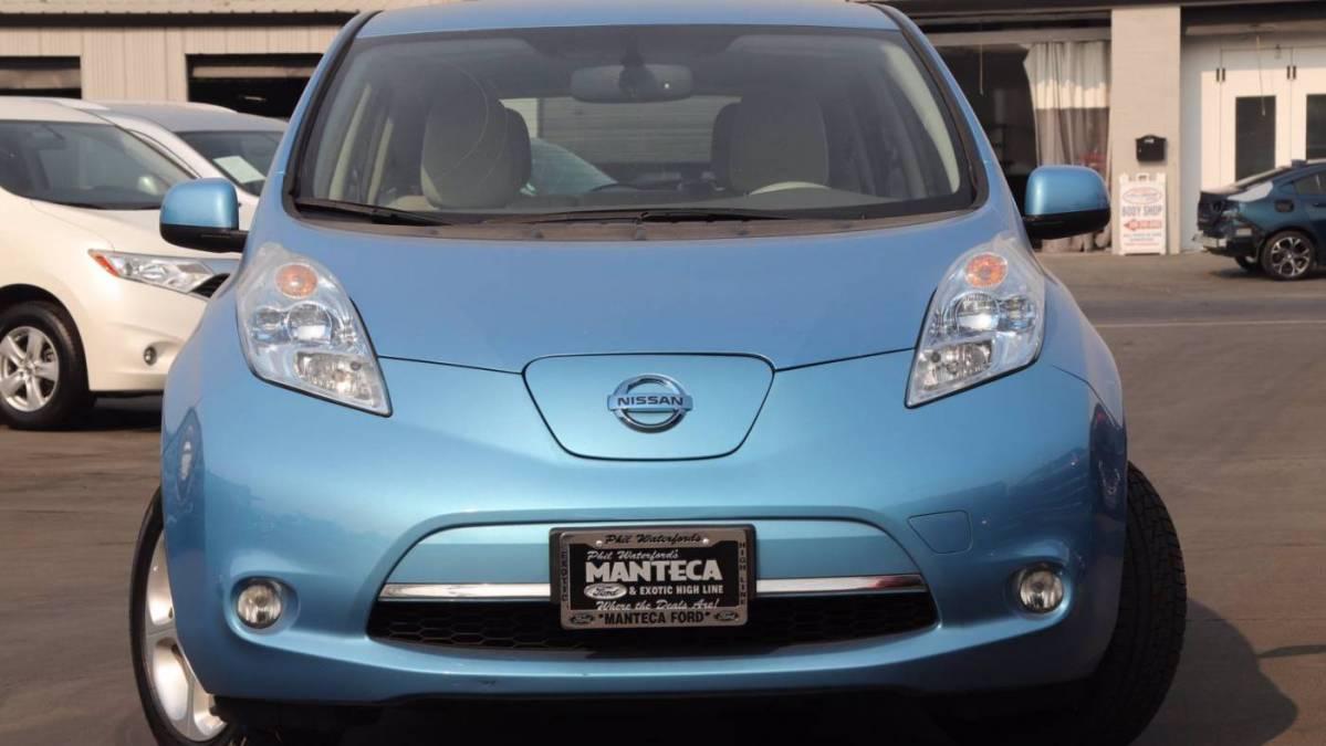 2012 Nissan LEAF JN1AZ0CP8CT026452