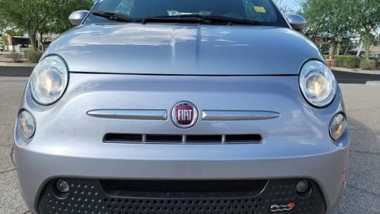 2018 Fiat 500e 3C3CFFGE5JT377318