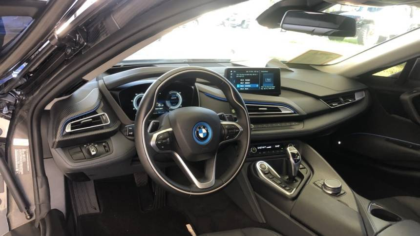 2019 BMW i8 WBY2Z4C57K7D17959