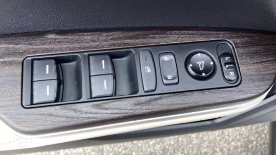 2018 Honda Clarity JHMZC5F33JC005804