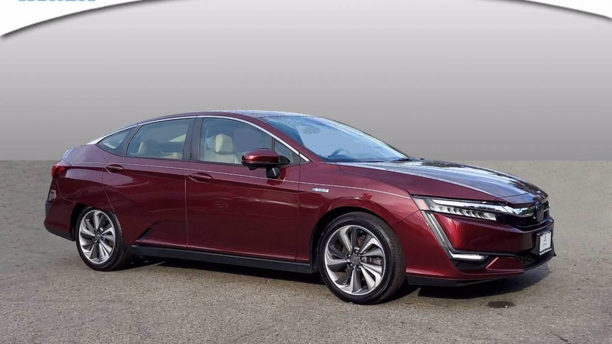 2018 Honda Clarity JHMZC5F19JC011105