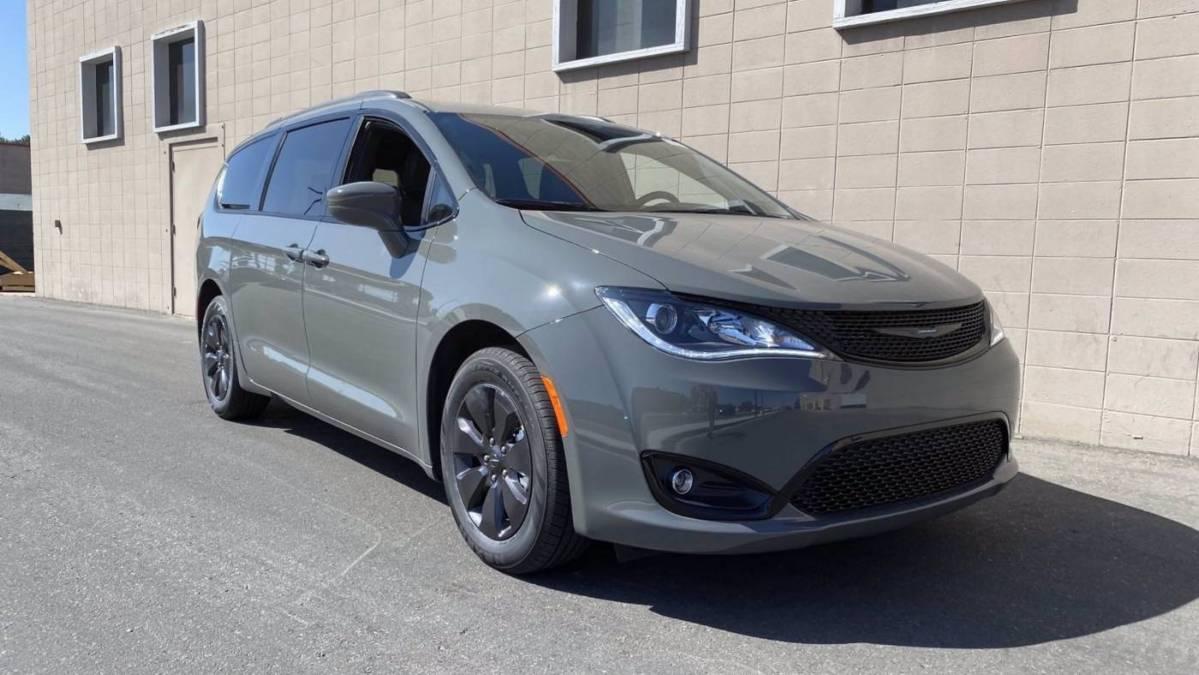 2020 Chrysler Pacifica Hybrid 2C4RC1L78LR230277