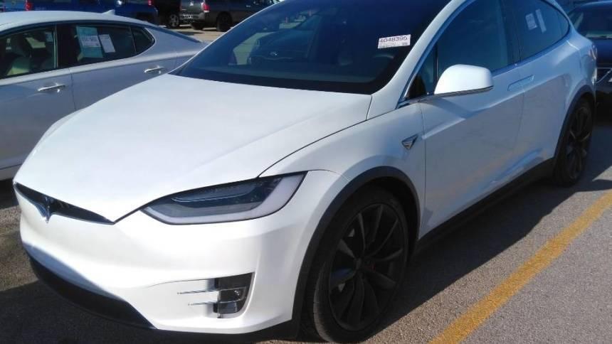 2020 Tesla Model X 5YJXCDE42LF284892