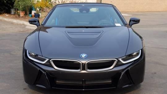 2019 BMW i8 WBY2Z6C50KVG97881
