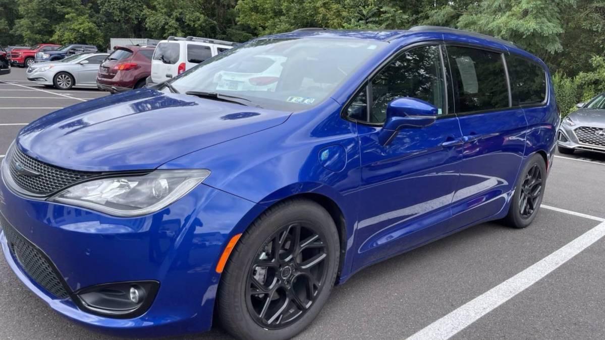 2020 Chrysler Pacifica Hybrid 2C4RC1N78LR267486