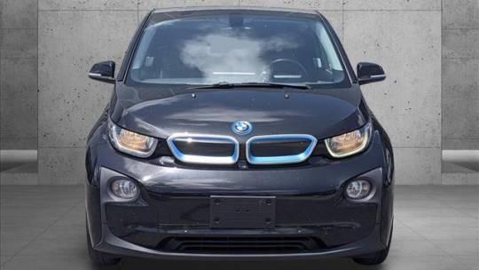 2016 BMW i3 WBY1Z4C5XGV507153