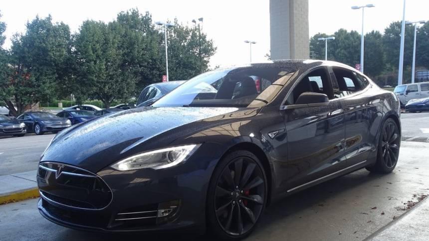 2016 Tesla Model S 5YJSA1E45GF126440