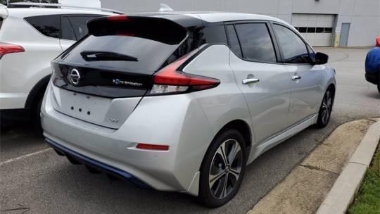 2020 Nissan LEAF 1N4AZ1CPXLC306141