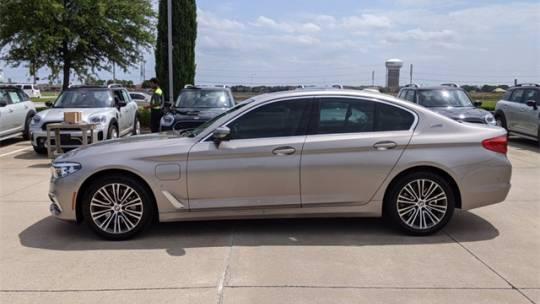 2019 BMW 5 Series WBAJA9C56KB253793