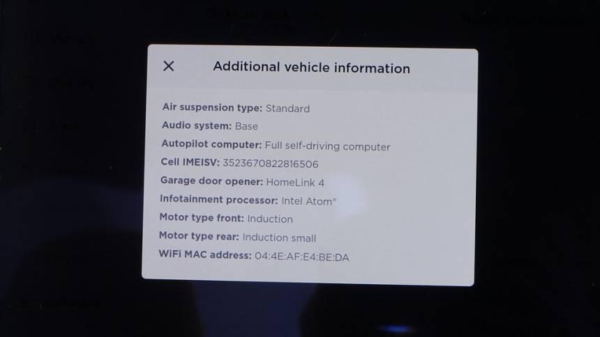 2017 Tesla Model S 5YJSA1E24HF184491