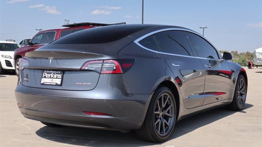 2019 Tesla Model 3 5YJ3E1EB8KF386847
