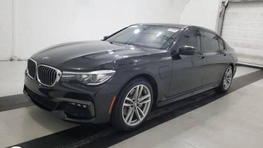 2019 BMW 7 Series WBA7J2C53KB246382
