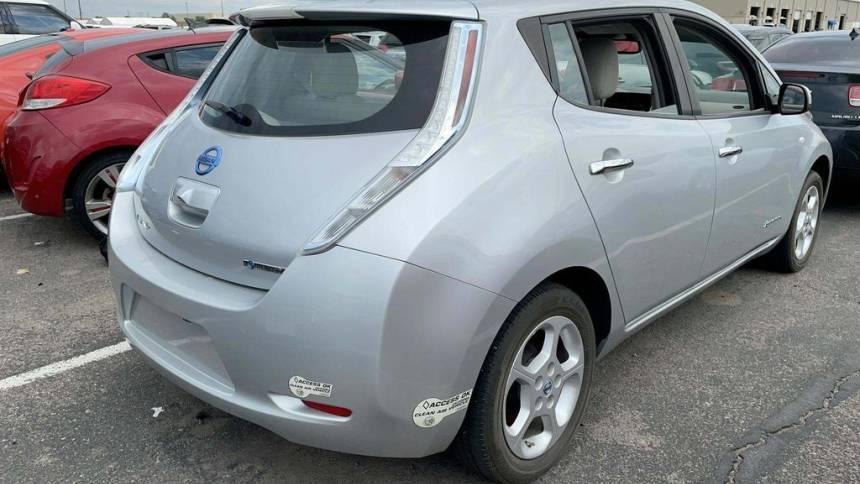 2012 Nissan LEAF JN1AZ0CP0CT022119