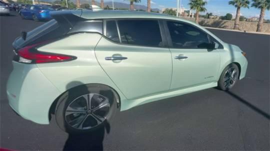 2019 Nissan LEAF 1N4AZ1CP2KC306147