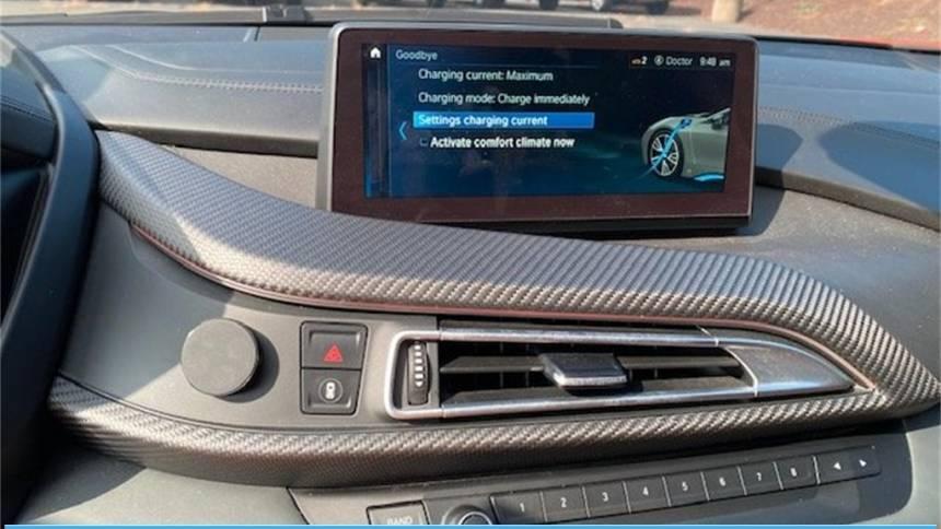 2019 BMW i8 WBY2Z6C52KVG97767