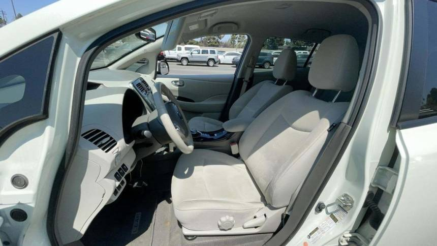 2012 Nissan LEAF JN1AZ0CP4CT022785