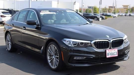 2018 BMW 5 Series WBAJA9C52JB253367