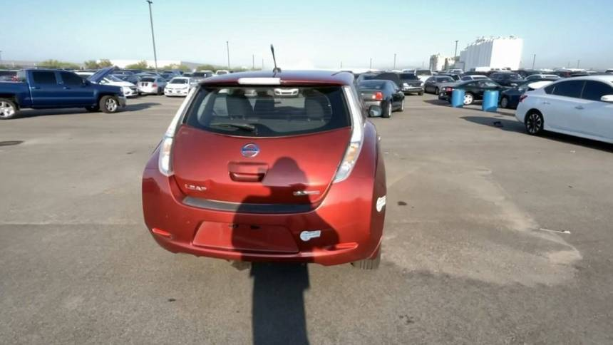 2013 Nissan LEAF 1N4AZ0CPXDC405439