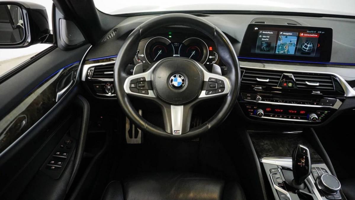 2018 BMW 5 Series WBAJA9C56JB253565