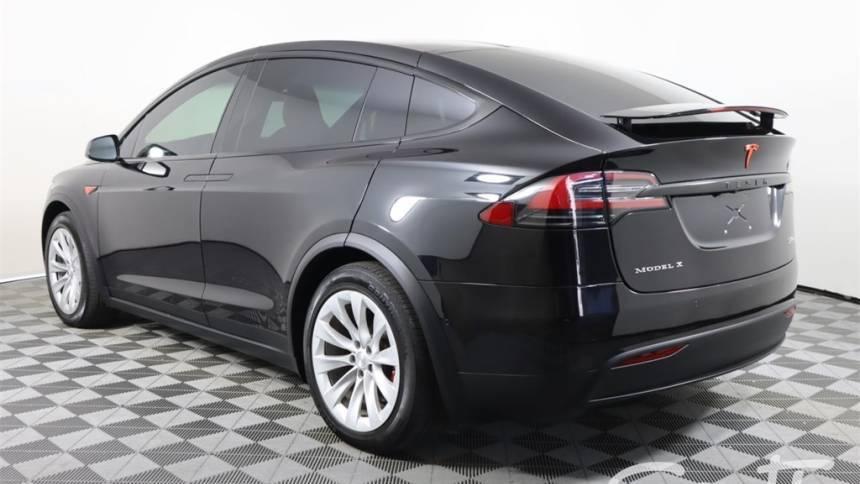 2016 Tesla Model X 5YJXCBE4XGF016022