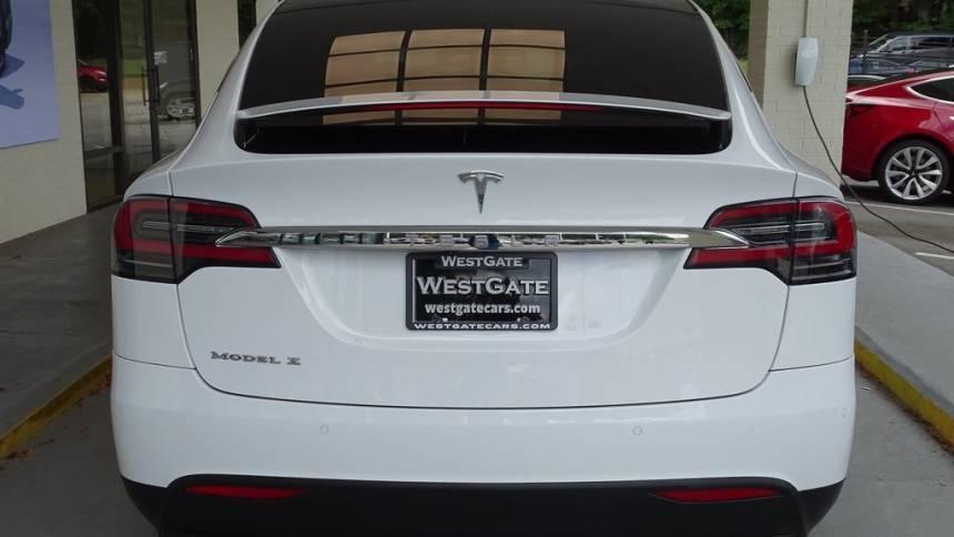 2016 Tesla Model X 5YJXCBE29GF017841