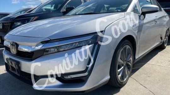 2018 Honda Clarity JHMZC5F18JC011712