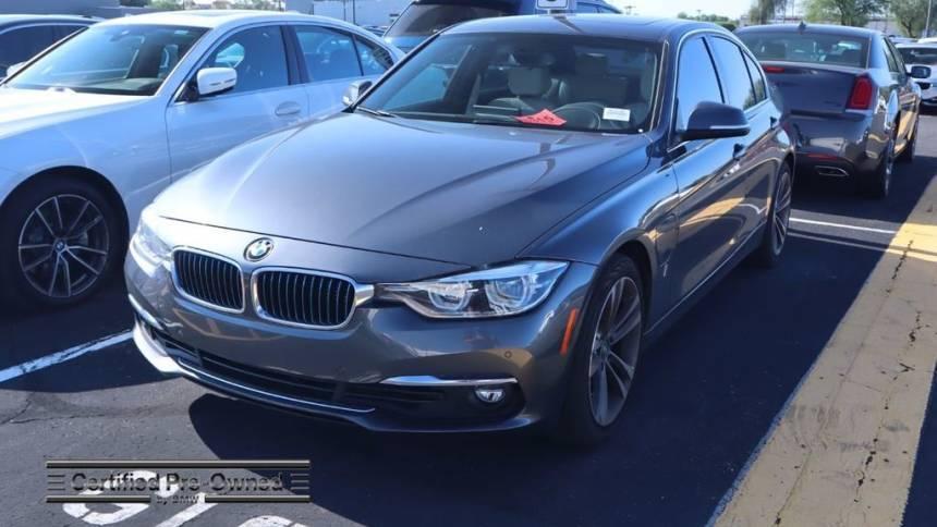 2018 BMW 3 Series WBA8E1C53JA178608