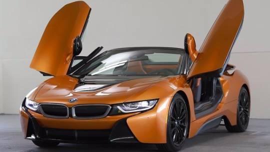 2019 BMW i8 WBY2Z6C57KVB82893