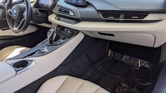 2019 BMW i8 WBY2Z4C55K7E06770