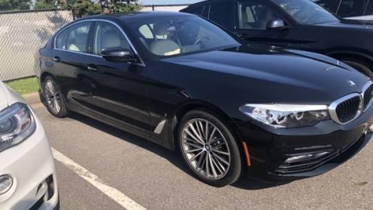 2018 BMW 5 Series WBAJA9C5XJB251768