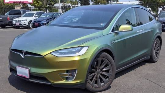 2016 Tesla Model X 5YJXCBE25GF025306