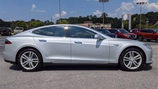 2014 Tesla Model S 5YJSA1H11EFP61511